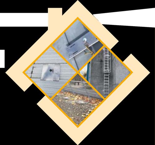sécurité toit -Solutions pour l'entretien et la réparation des toitures et façades